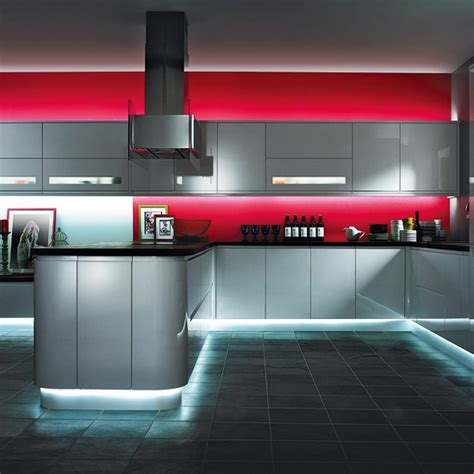 Wickes Lighting Kitchen Colourful Kitchen Ranges 10 Best Housetohome Co Uk