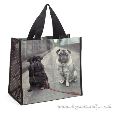 pug bags to buy road pugs shopper bag