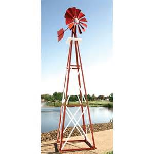 Backyard Windmills Decorative Backyard Windmill