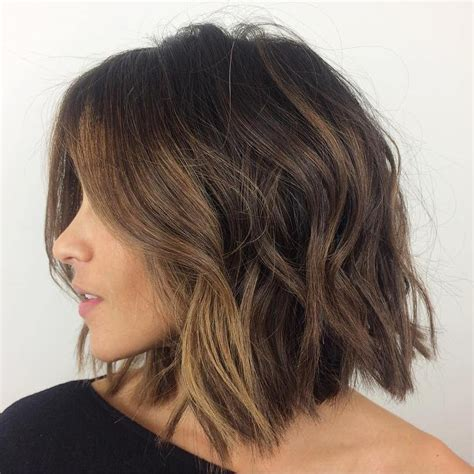 casual hairstyles for medium thick hair 60 messy bob hairstyles for your trendy casual looks