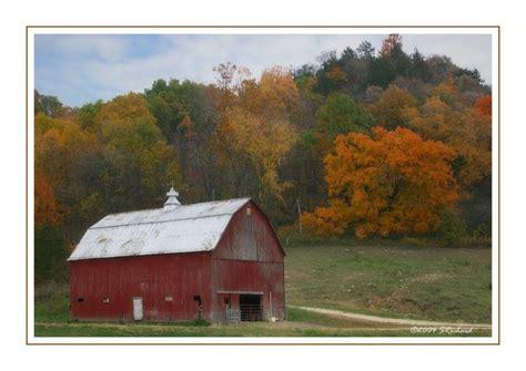The Barn In Autumn Barn Photo Stan Richard Photos At Pbase