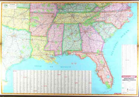 map of southeastern united states with cities map of southeast u s holidaymapq