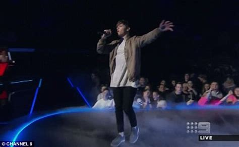 alan walker voice the voice australia s adam ladell shuts down haters after