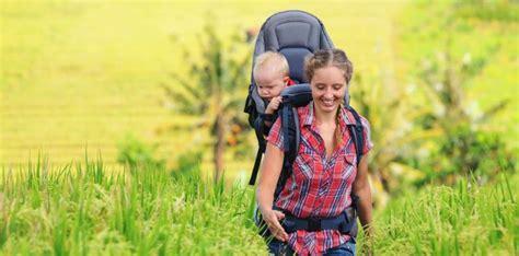 Gendongan Bayi Outdoor traveling bebas repot dengan gendongan bayi