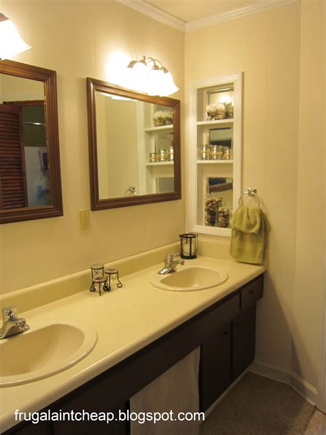 frugal ain t cheap bathroom remodel from 1966 to 2012