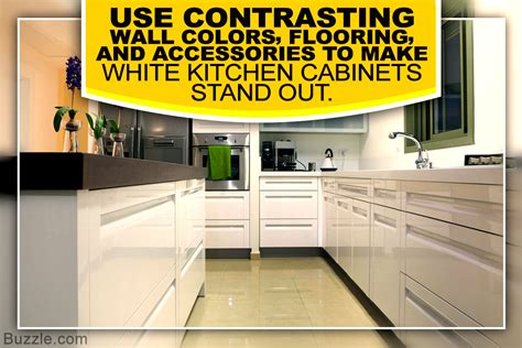 kitchen ideas with white cabinets the pristine look decor ideas for a kitchen with white