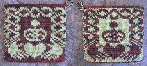 knitting pattern pot holder double knitting patterns a knitting blog