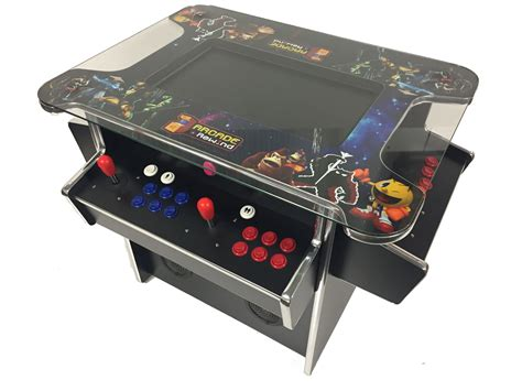arcade machine cabinet for sale arcade rewind 2475 in 1 cocktail arcade machine