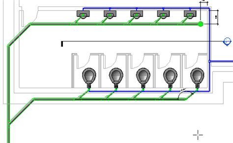 revit warnings tutorial revit mep tutorial creating drain route cadnotes