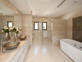 modern bathroom decorating ideas modern bathroom design with spa bath using ceramic bathroom photo 100702