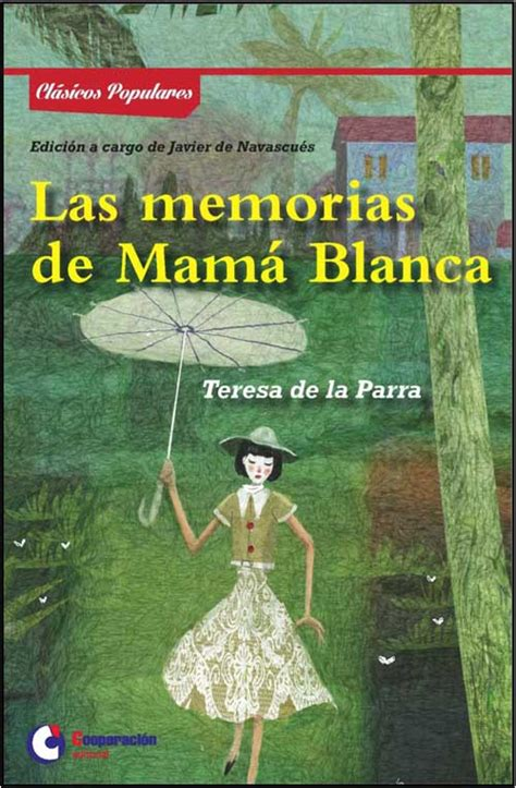 memorias de mam blanca editorial popular popular publisher