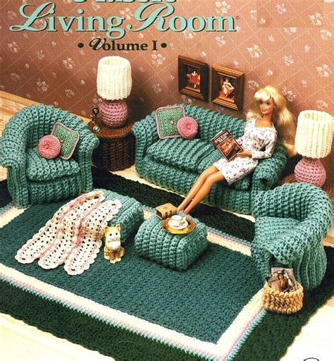 fashion doll furniture uk pdf digital crochet pattern fashion doll furniture