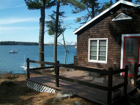 waterfront cottage near bath maine 3 br vacation cottage