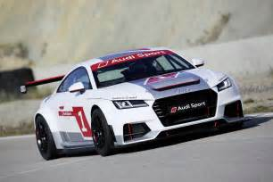 Racing Audi Audi Tt Race Car Looks Sweet W