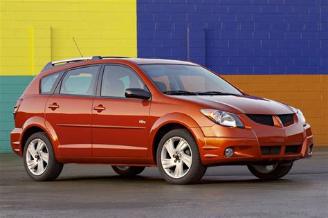 books about how cars work 2004 pontiac vibe parental controls 2003 08 pontiac vibe consumer guide auto
