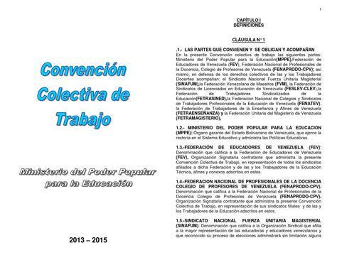 firma del contrato colectivo del docente mppe contrato contrato by gremio docente issuu