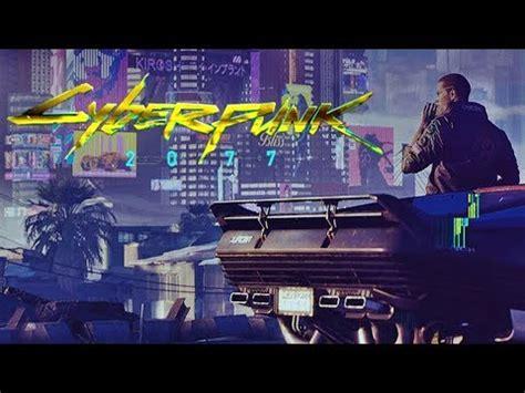 cyberpunk    trailer  hyper spoiler
