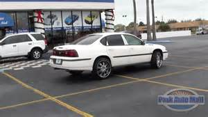2002 chevy impala ta fl 22 quot rims