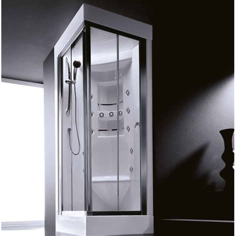 box doccia multifunzione 80x80 box doccia eos multifunzione