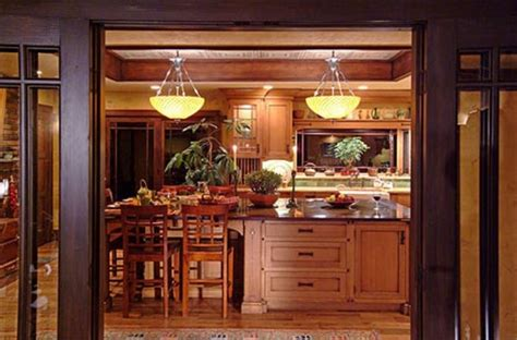 Arts And Craft Kitchen Cabinets 3 Arts Crafts Kitchens Arts Crafts Homes And The Revival