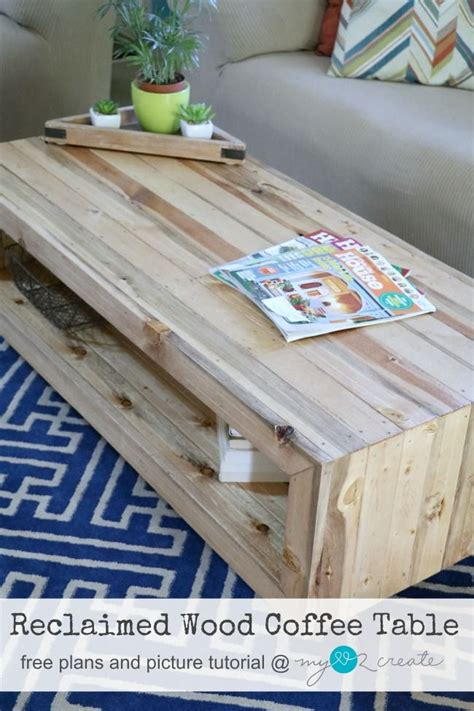 Build Your Own Coffee Table Plans 17 Best Ideas About Wood Coffee Tables On Pinterest Diy Coffee Table Build A Coffee Table And