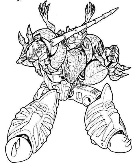 coloring pages transformers grimlock transformers grimlock coloring coloring pages