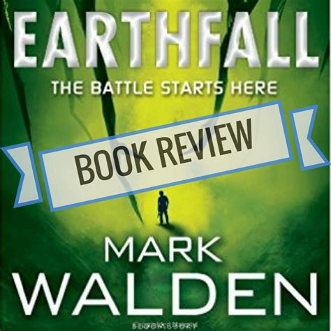 book review of walden book review earthfall by walden suzanna williams