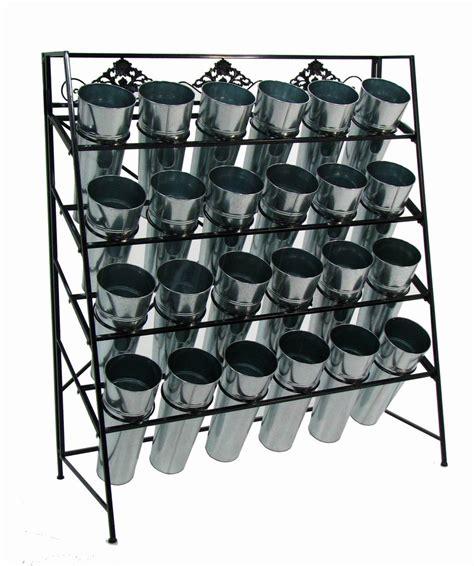 espositore fiori espositori per fiori espositore per fiori 18 vasi vaso