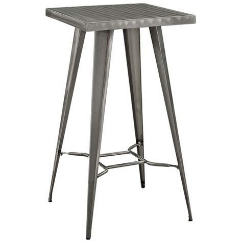 Metal Bar Table Direct Metal Bar Table Modern In Designs
