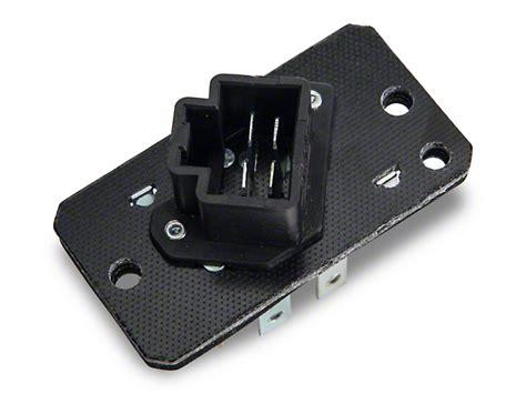 mustang blower motor resistor opr mustang hvac blower motor resistor 100891 96 04 all free shipping