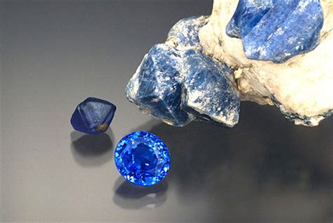 Cobalt Blue Spinel Tanzania 2 90ct the gem series spinel the balas ruby noosphere