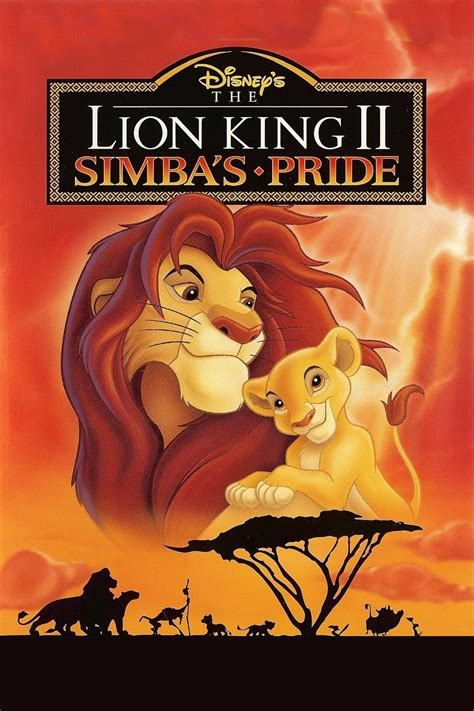 Film The Lion King 2 | the lion king 2 simba s pride 1998 billy s film reviews