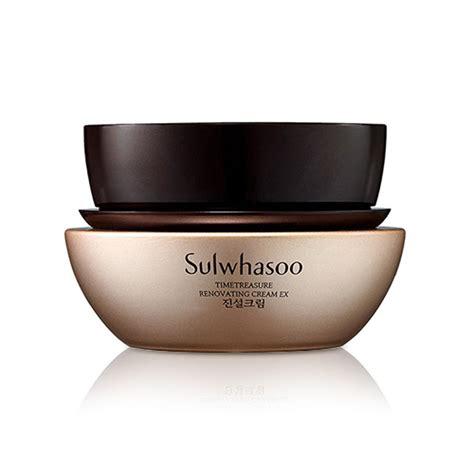 Sulwhasoo Time Treasure Renovating Serum Ex 5 Ml sulwhasoo timetreasure renovating ex 60ml cosmetic