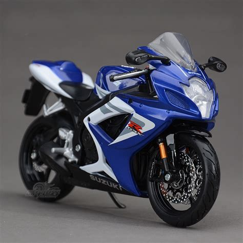 1 18 Scale Boys Motorcycle Mini Suzuki Gsx R750 Model Toys Motorbike A Buy Wholesale Suzuki Diecast From China Suzuki