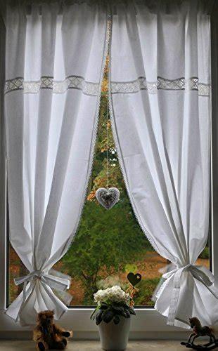 kurzgardine mit ösen vorhang wei baumwolle gardine blickdicht in