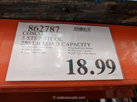 Cosco Signature 3 Step Stool by Cosco 3 Step Stool