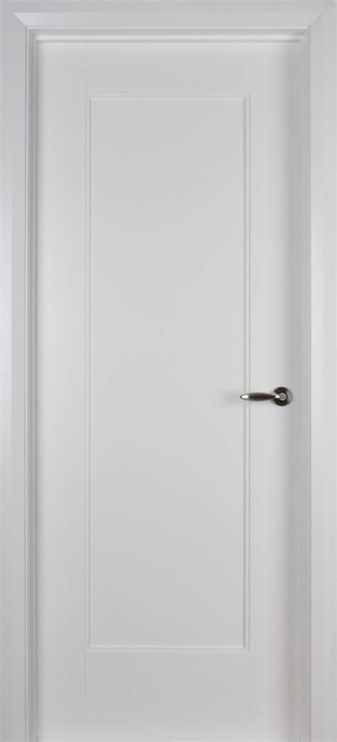 shaker 1 panel white primed door 40mm doors