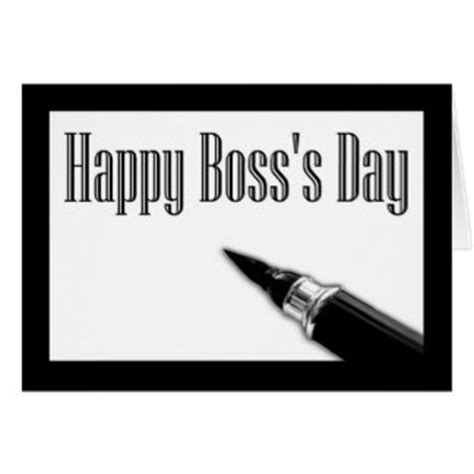 bosses day card template happy s day cards happy s day card templates