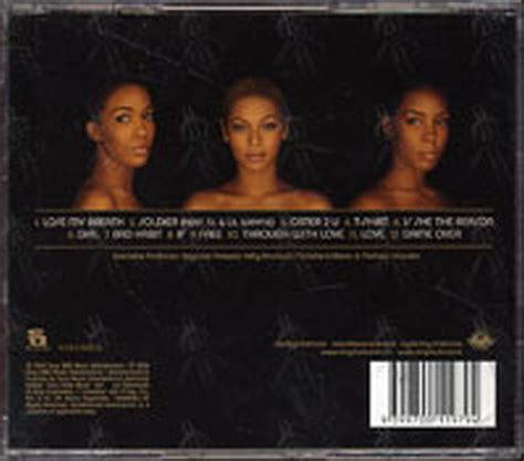 destiny fulfilled songs destiny s child destiny fulfilled album cd rare records