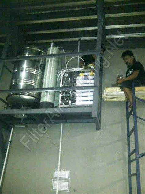 Jasa Water Treatment pemasangan ro osmosis bandung