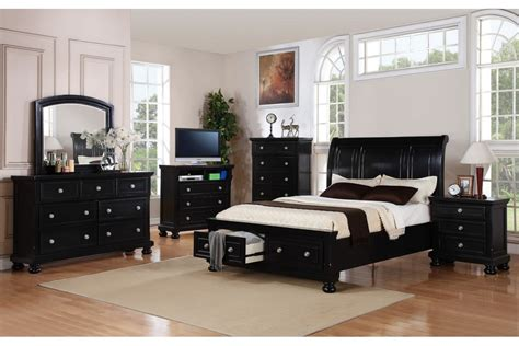 bedroom sets peter black queen bedroom set