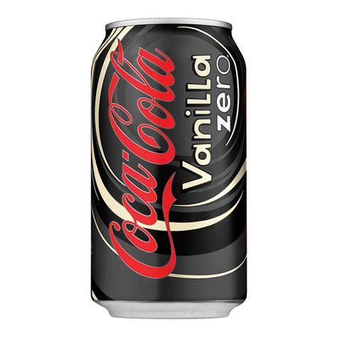 Hite Zero 0 0 Can 355ml vanilla coke zero 355ml can american fizz