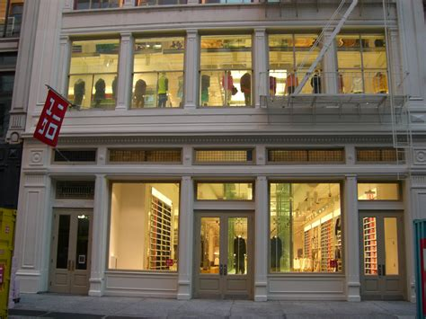 Nyc L Stores by Uniqlo International Fast Retailing Co Ltd