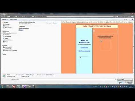 Tutorial Nvu Youtube | tutorial nvu enlaces mp4 youtube