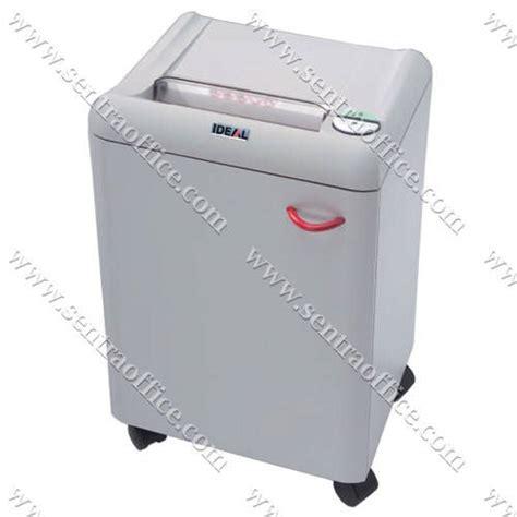 Mesin Penghancur Kertas Intimus jual mesin penghancur kertas paper shredder ideal 2360 murah sentra office