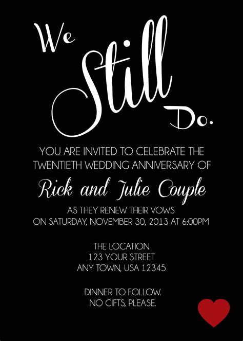 Wedding Vow Exles by Invitations For A Wedding Renewal Vows Ceremony Wedding