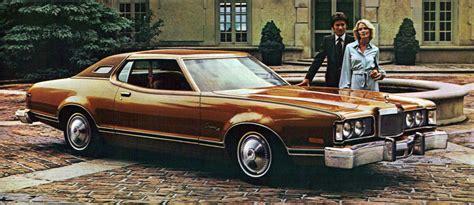 Malaise Monday 8/17: 1974 1976 Mercury Cougar XR 7   The