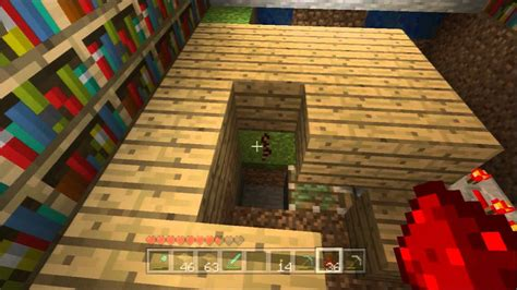 How To Make Secret Rooms In Minecraft by Minecraft For Xbox 360 78 The Secret Room