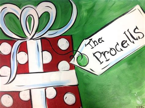 paint with a twist gift card kristi s gift saturday december 3 2016