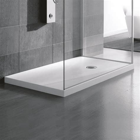 piatto doccia 110x70 ideal standard corian bac de